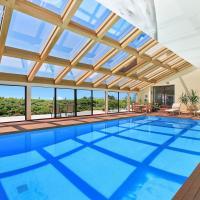 Gotta Love An Indoor Pool!